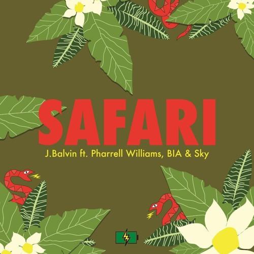 Baixar Safari (feat. Pharrell Williams, BIA & Sky)