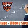 BestWeekEver Backstage 1 - Come fare streaming su facebook live da pc/mac