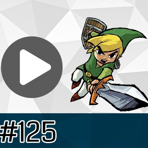 #125 - Sonic Fan-Made que preste, Coop no Inferno, Zelda Merda