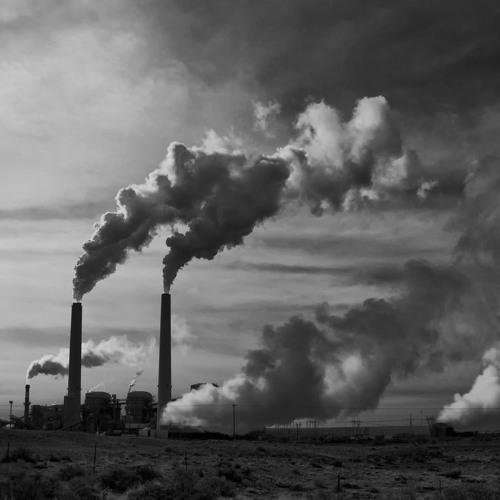 the deafening rise of carbon pollution