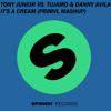 Download Tony Junior Vs. Tujamo & Danny Avila- It's A Cream (PRIMVL Mashup) Mp3