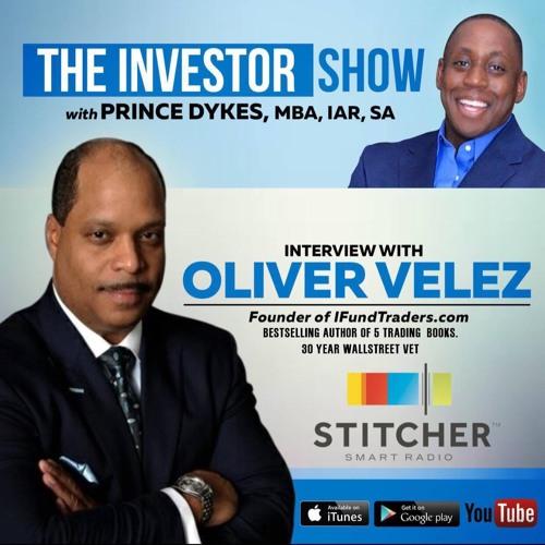 Pro Trader Oliver Velez w/ Starting investing and Investing for kids
