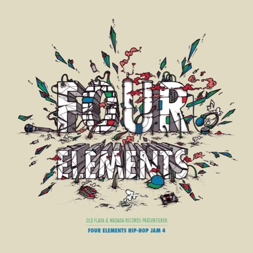 four elements jam 4 snippet by o kram aus der ecke by wadada records free listening on. Black Bedroom Furniture Sets. Home Design Ideas