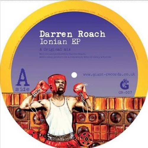 GIANT - GR007 - DARREN ROACH  - Ionian