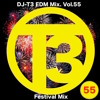 DJ T3 EDM Mix Vol 55
