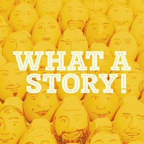 What A Story! - hosted by Ina Chadwick - guests Allan Zeller and Kimberly Squires - 24 Sept 2016