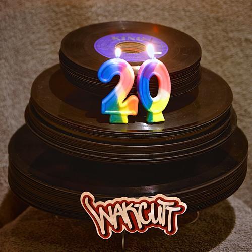 WAKCUTT - 20 Years Of Wakcutt (Motion Notion 2016)