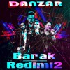 Barak Ft. Redimi2 - Danzar (setiembre 2016) Portada del disco