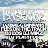 DJ AFAKASI FRESH & DJ SENIOR - KONSHENS VS FINATTICS - BRUK OF YUH BACK S.W.C RMX 2016