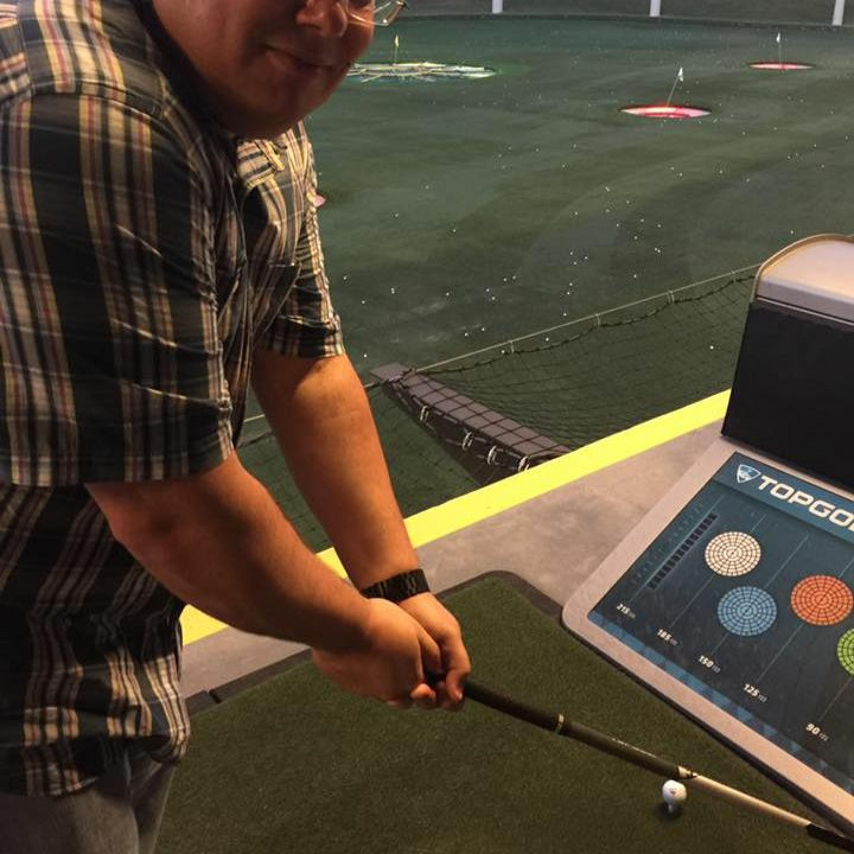 [JorgeCast S4E1 - ptBR] Top Golf - a tecnologia sempre por perto...