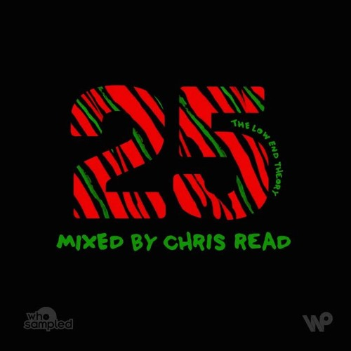 A Tribe Called Quest 'Low End Theory' 25th Anniversary Mixtape mixed by Chris Read