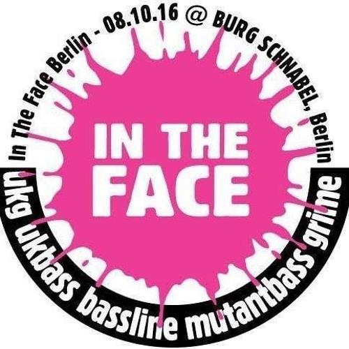 BYTESANE - In The Face Berlin 002 Promomix - October 8th 2016 At Burg Schnabel BERLIN