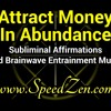 Attract Money In Abundance Subliminal Affirmations + Binaural Beats