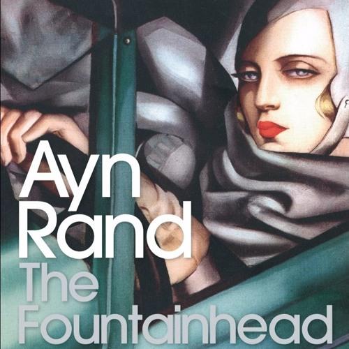 Ark Audio Book Club #10 The Fountainhead by Ayn Rand