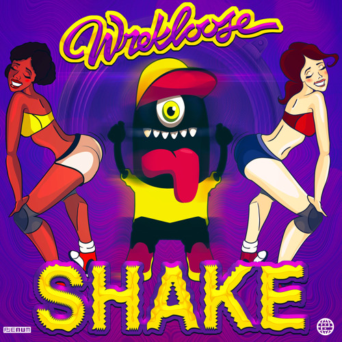Wrekloose - Shake (Plenum Records × Electrostep Network exclusive)