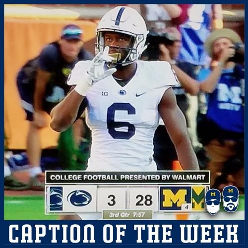Caption of the Week: Penn State Defense? Week 4
