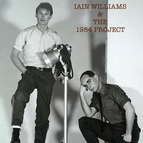 Love Is - Iain Williams & the 1984 Project (ft. vocals by Lelo)
