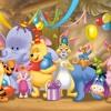 Winnie The Pooh (Disney) - Harp Cover