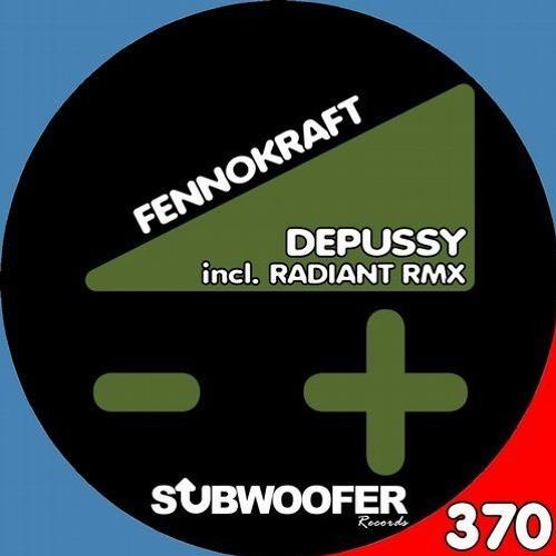 Depussy - Fennokraft (Original Mix) [SUB370] [SNIPPET]
