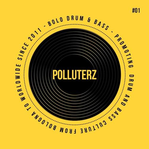 Polluterz x BOLO DRUM&BASS / Mix #01