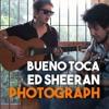 Photograph - (Ed Sheeran Cover)