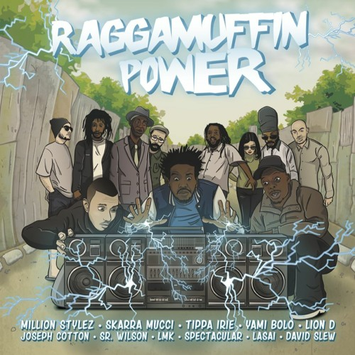 Million Stylez, Tippa Irie & Skarra Mucci - Roots Of All Evil 2.0