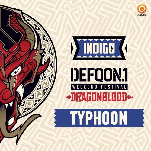 Typhoon Defqon 1 2016 INDIGO