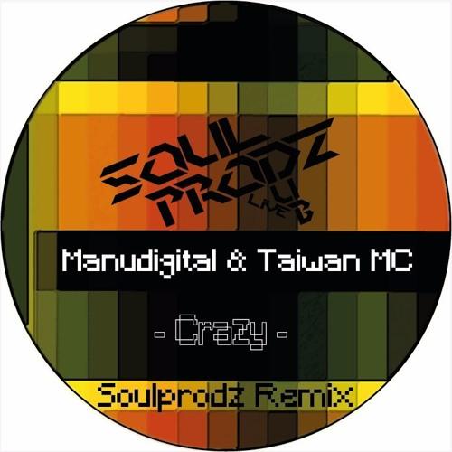 Manudigital & Taiwan MC - Crazy ( Soulprodz Remix )
