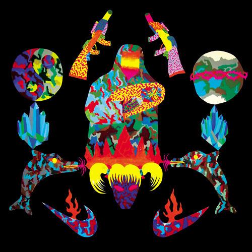 Rhythm Baboon - The Lizard King [UKM 048]