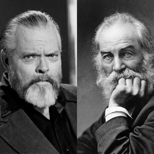 Orson Welles reads Walt Whitman