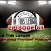Episode 65 - Week 4 With Howard Bender Of Fantasy Alarm
