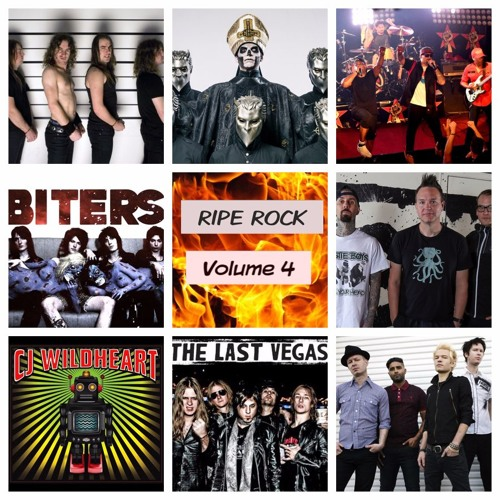 Ep 50: Ripe Rock # 4: New Ghost, Airbourne, Sum 41, Prophets of Rage, Blink 182