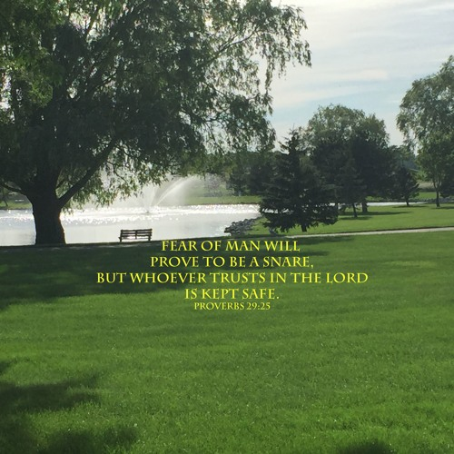 Proverbs: Living to Please God, Not People