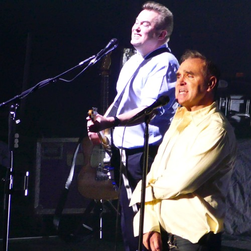 Morrissey - All The Lazy Dykes - Kings Theatre, Brooklyn