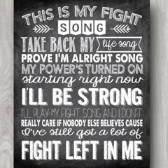 Fight Song - High Impact Show Choir 16 - 17 (sop)