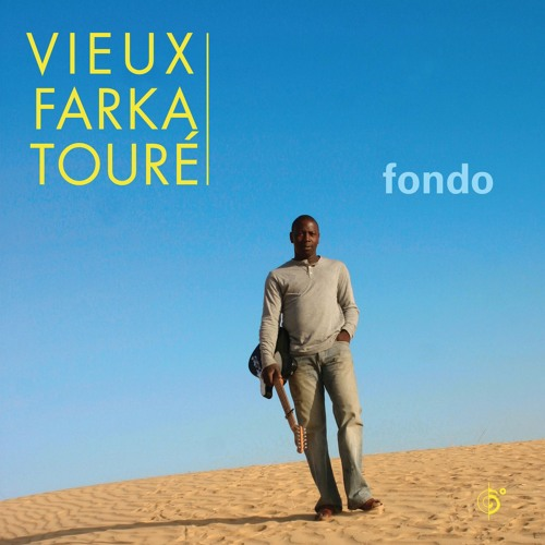 Vieux Farka Touré - Diaraby Magni (featuring Yossi Fine) (live at The Independent)