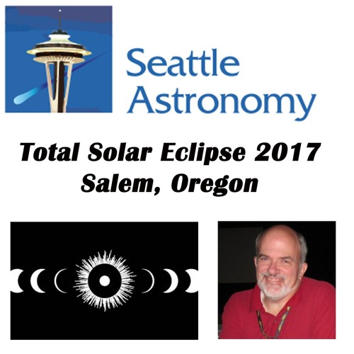 Total Solar Eclipse 2017 in Salem, Oregon