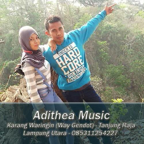 Andanan Hati Lower Key Lagu Lampung By Adithea mp3 by