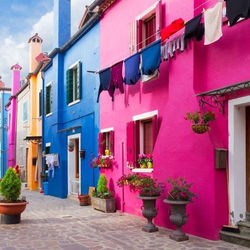 Darf man seinen Nachbarn verbieten, sein Haus Pink zu streichen?