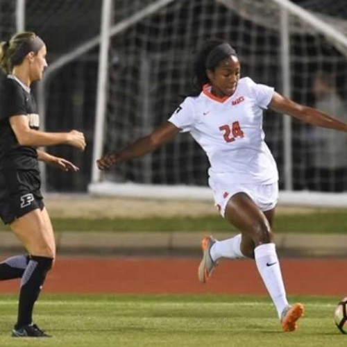 Fighting Illini Soccer Player Speaks Out About Social Injustice