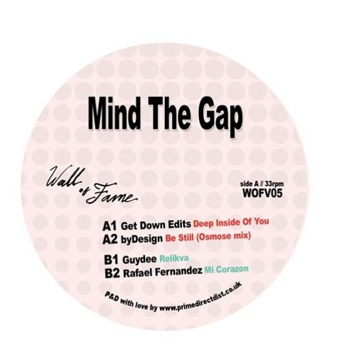 """Get Down Edits - Deep Inside Of You [Low Res Preview] - WOFV05 A1 - """"Out Now"""""""
