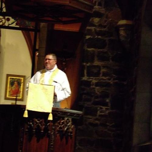 Fr. Free's Sermon, St. Mary The Virgin, 8/14/16