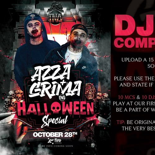 DJ Emz Comp Entry for Azza And Grima Halloween Special