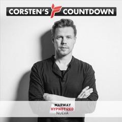 Marway - Hypnotized (Original Mix) Corsten's Countdown 483