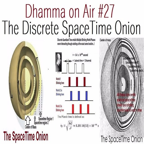Dhamma on Air #27 Audio: The Space-Time Onion