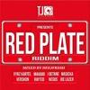 RED PLATE RIDDIM MIX [FULL PROMO] MAVADO, VERSHON, MASICKA @DEEJFRESH @TJRECORDS