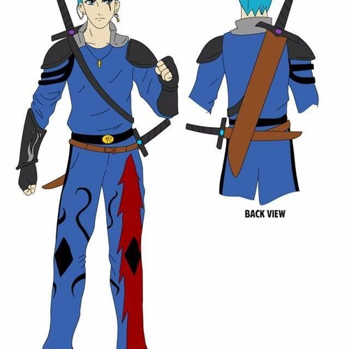 The Blue Dragon Theme (1st Draft)