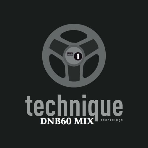 Technique DNB60 Mixed By Drumsound & Bassline Smith - Aug 2016