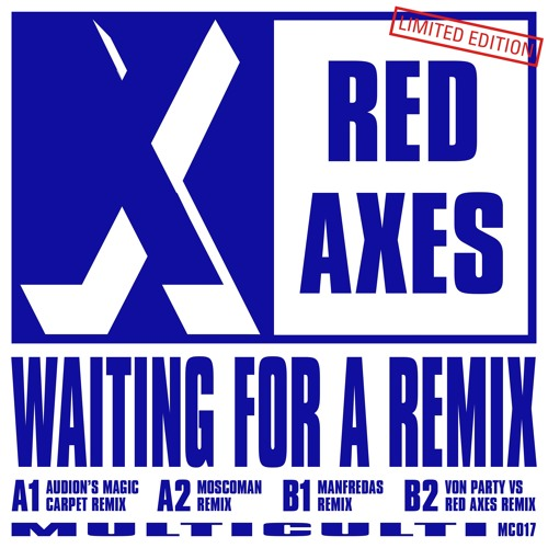 Red Axes - Waiting For Surprise (Waiting For Manfredas Remix)