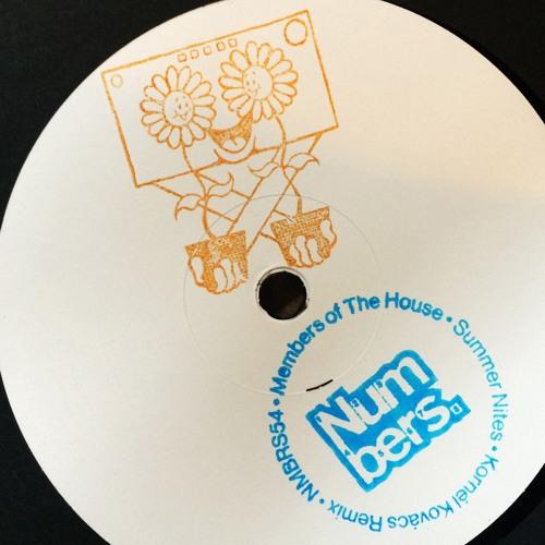Members of the House - Summer Nites (Kornél Kovács Remix)